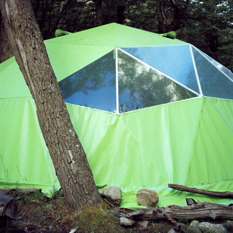 Campamento La Humedad, Patagonia, Argentina, 2003