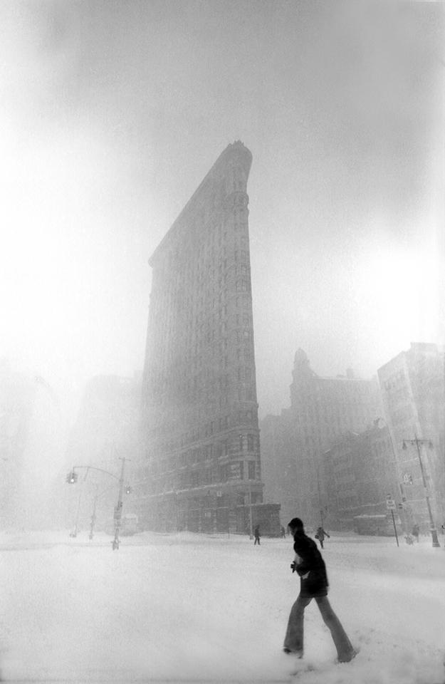 Flatiron Snow, 1966