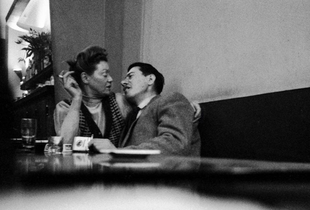 Café Select, 1955