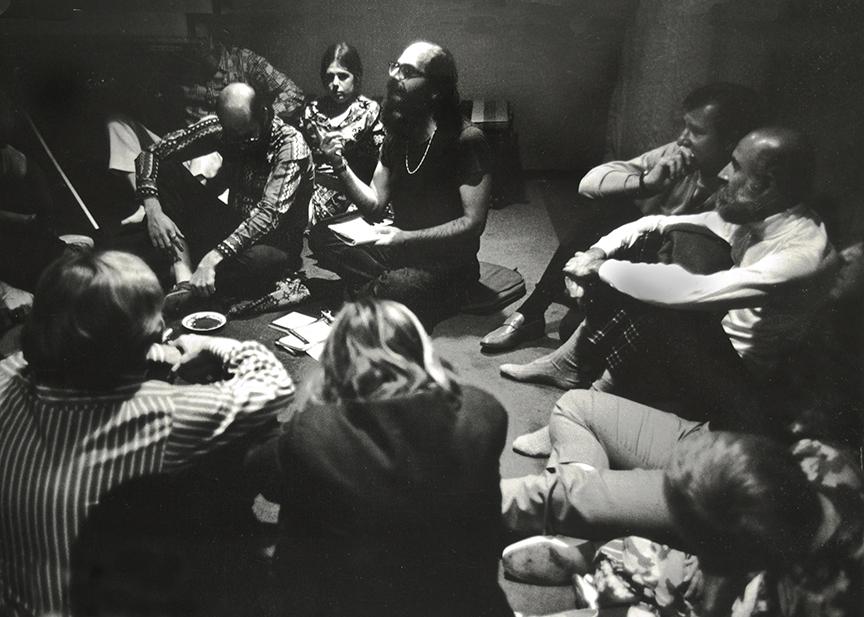 Ginsberg Howling, 1958