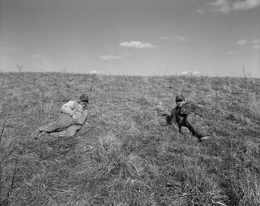 Jeff Whetstone, Over Evarts Pair, from the series New Wilderness