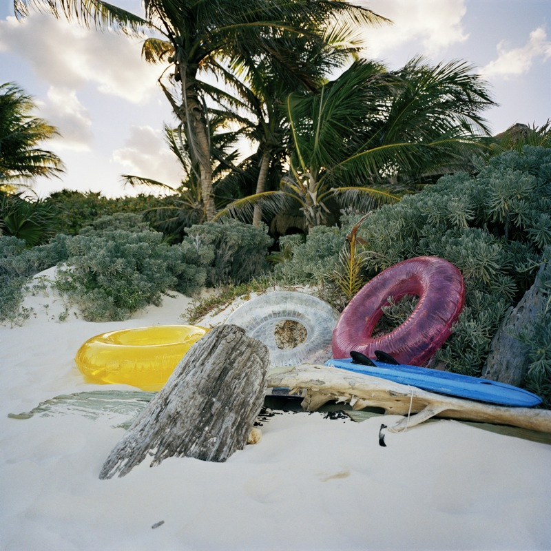 Xavier Guardans, Tulum, Mexico, 2005