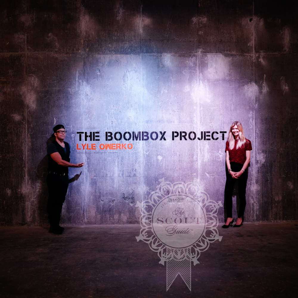 The Boombox Project_September 2014