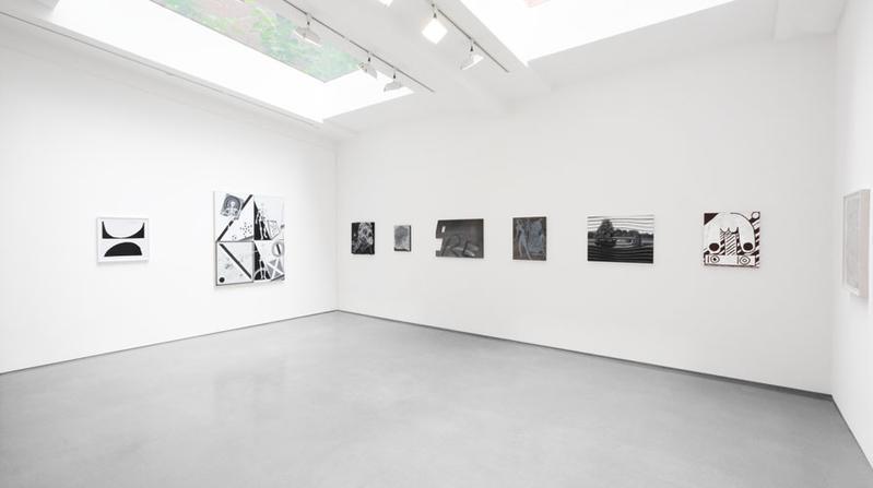 Liz Nielsen's work included in BLACK/WHITE exhibition.Photo credit: AMERIGNER | McENERY | YOHE