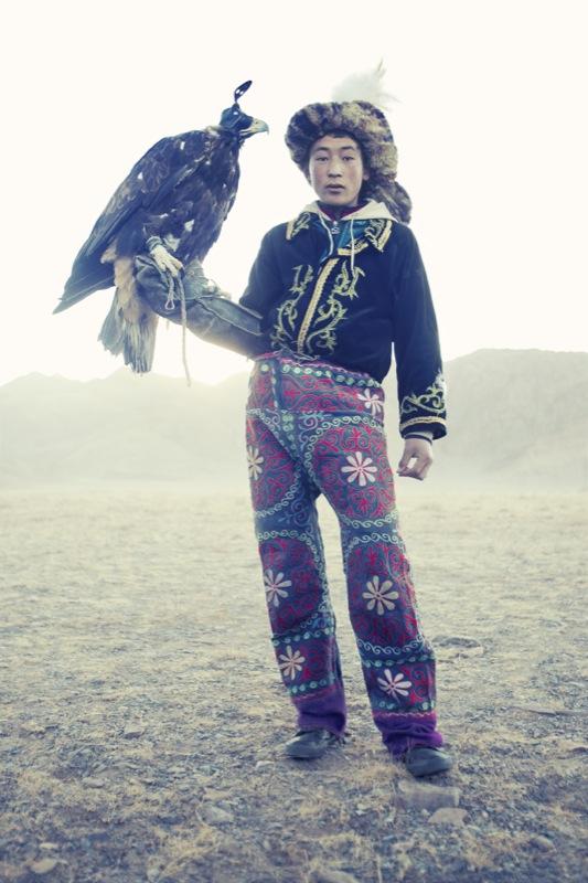Eagle Hunter #7, 2015