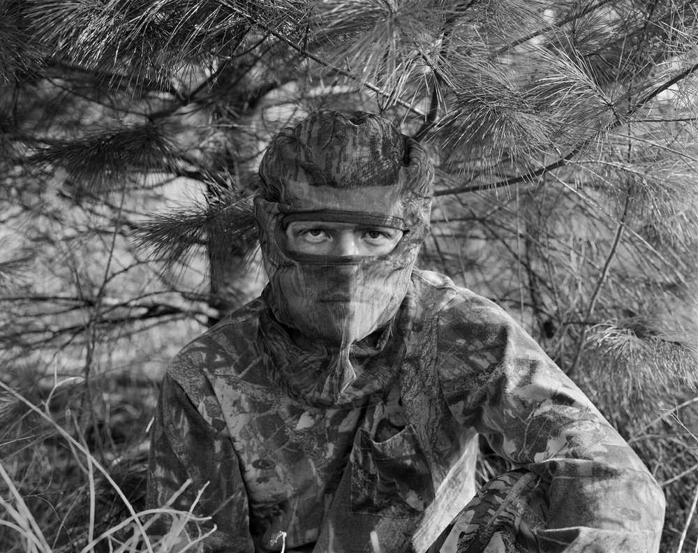 Brandon Smith, Turkey Hunter, 2003