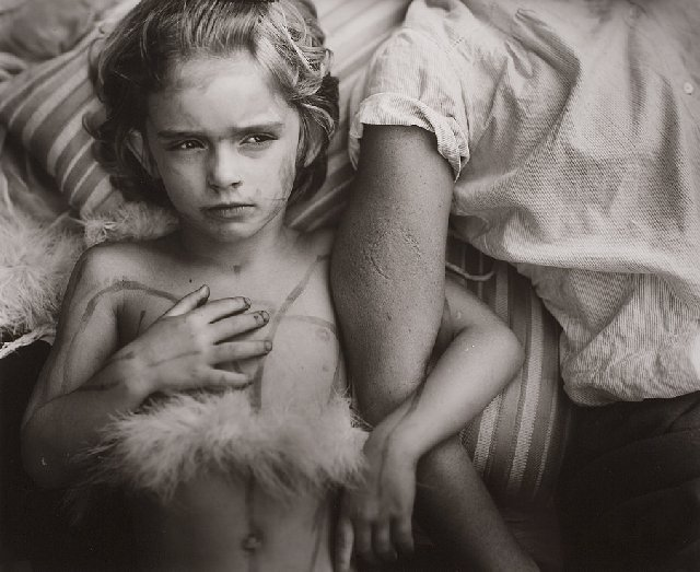 Copyright © Sally Mann courtesy of Charlotte Viewpoint