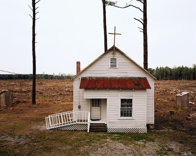 Clear Cut Church, 2006