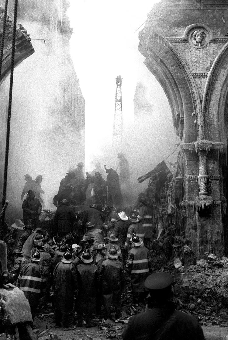 Firemen, 1958