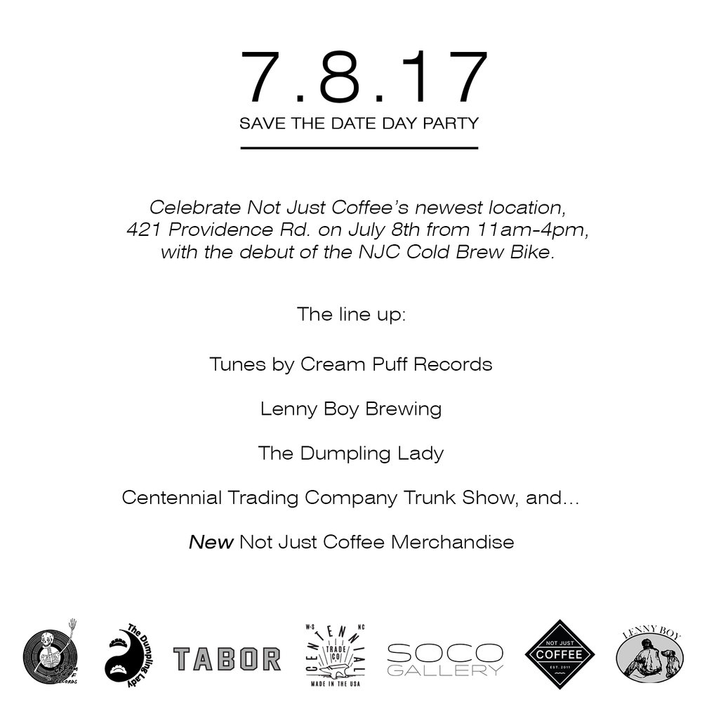 NotJustCoffee_SaveTheDateParty