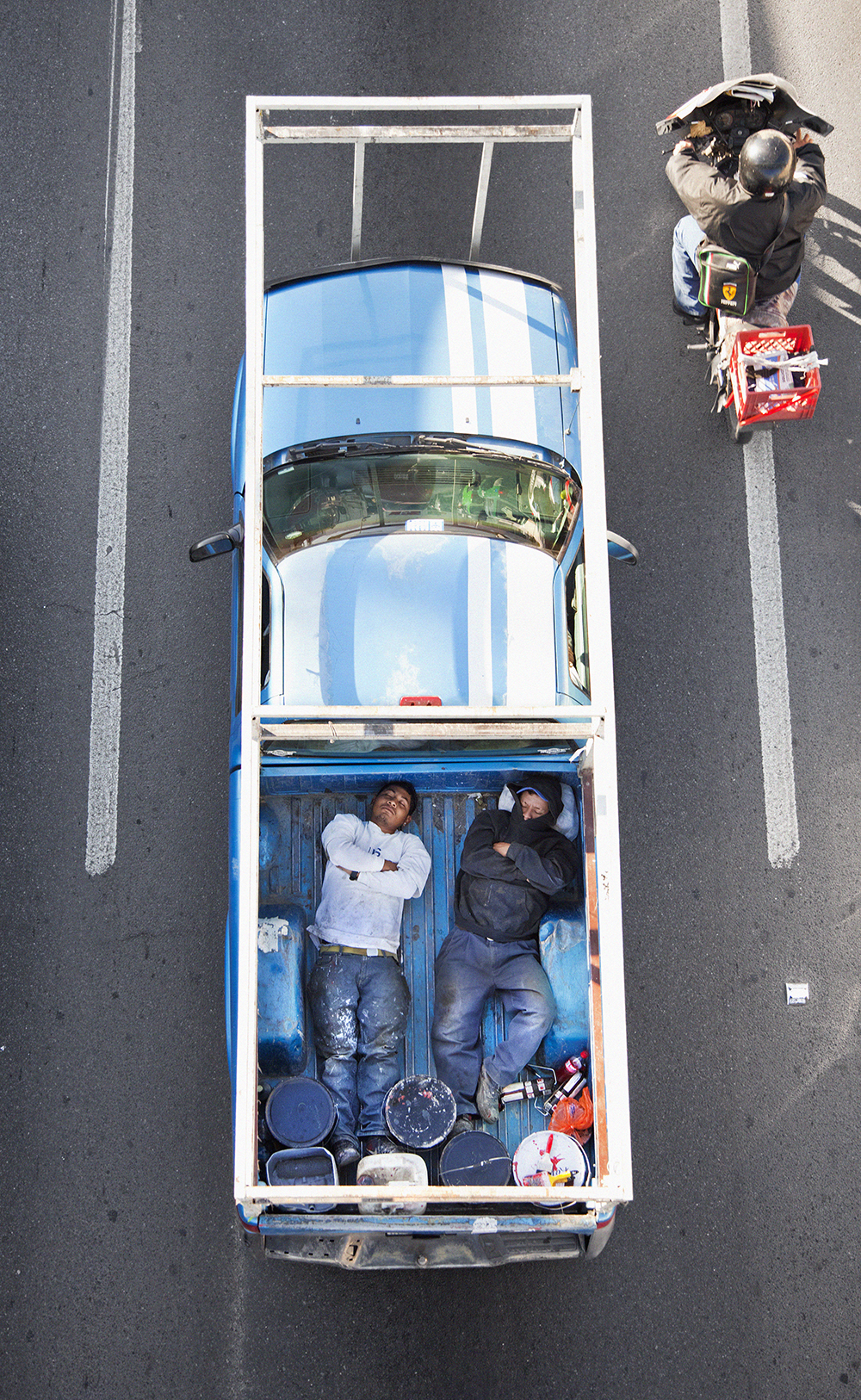 Carpoolers #40, 2011–2012
