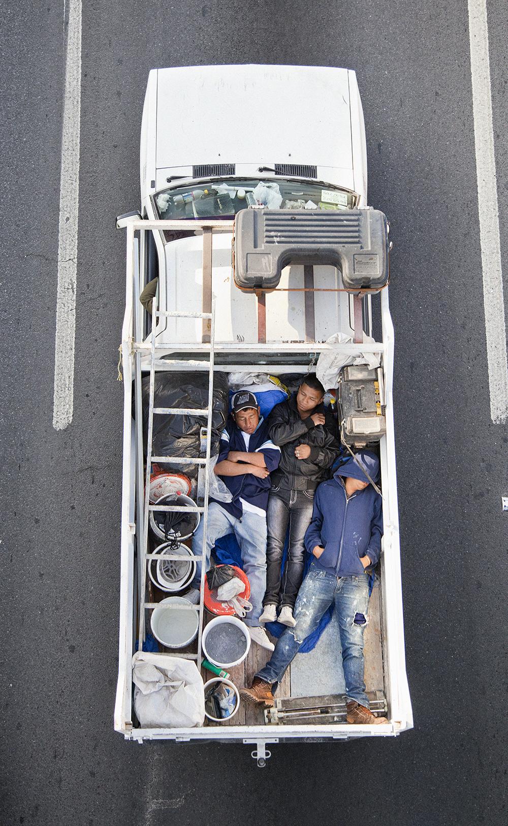 Carpoolers #7, 2011–2012
