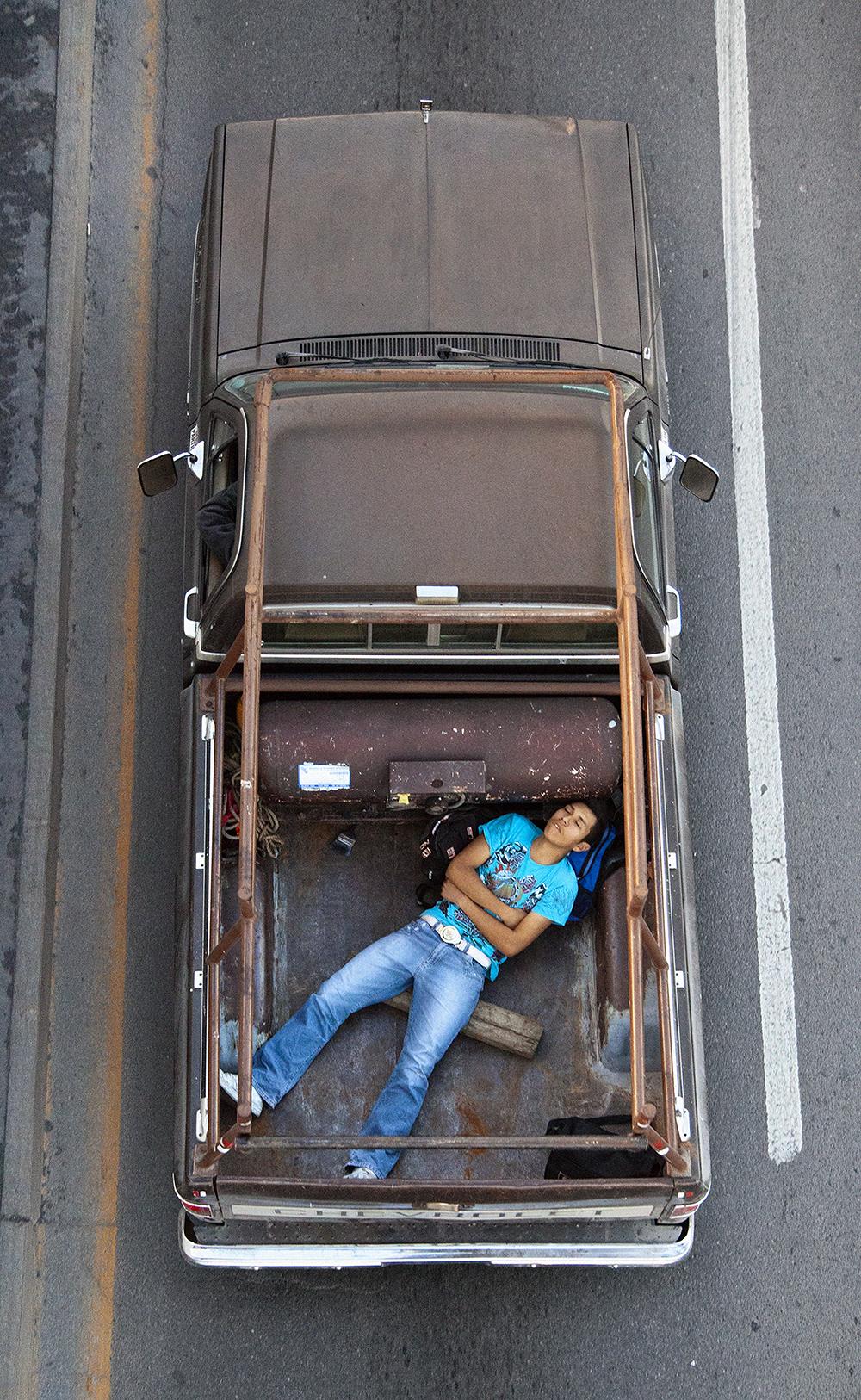 Carpoolers #27, 2011–2012
