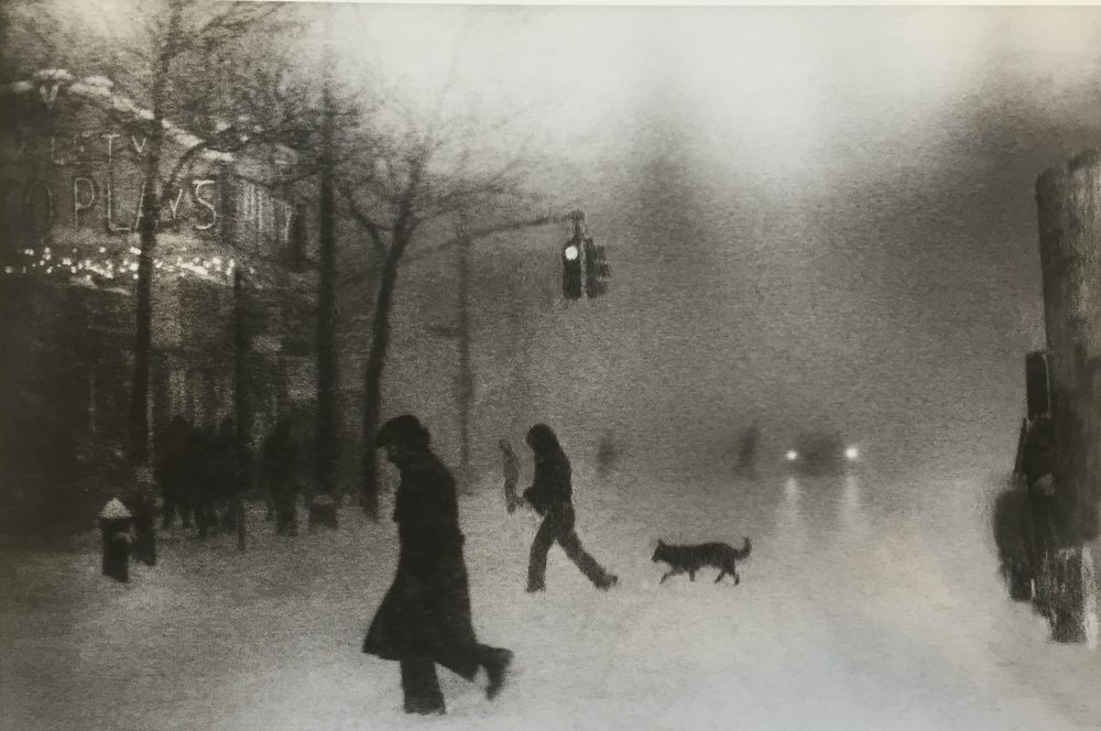 Snow Dog, 1960