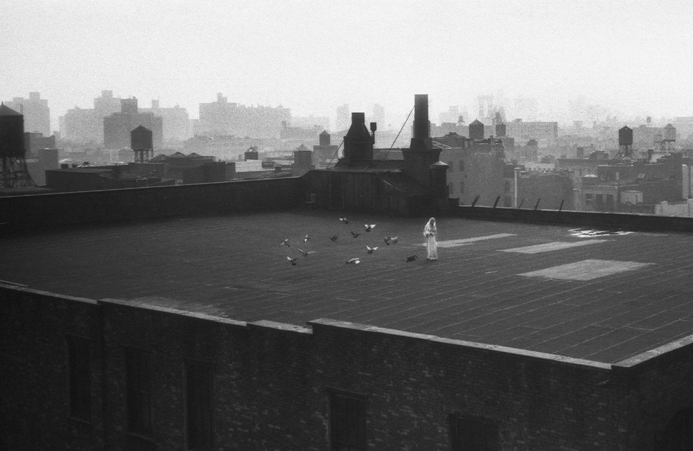 Roof Angel, 1976