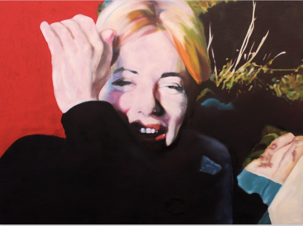 Untitled (Marianne), 2015