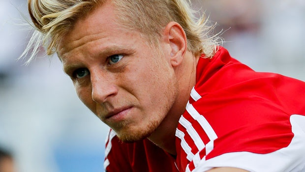 Brek Shea is a chocobo in MLS Final Fantasy Soccer 1