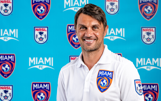 """The best thing about the NASL is that I get older and the girls stay the same age. HUBBA HUBBA"""