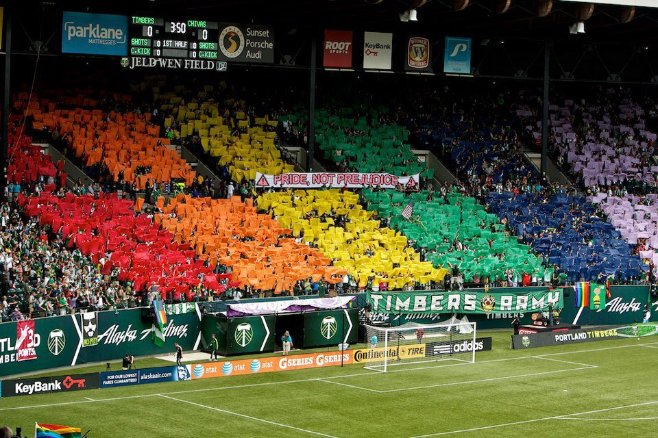 Photo Credit: Portland Timbers
