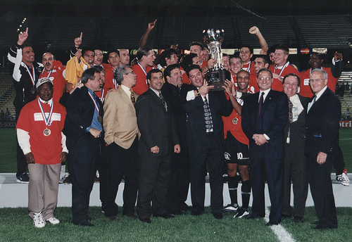 The 1999 Rochester Rhinos (Photo: TheCup.us)