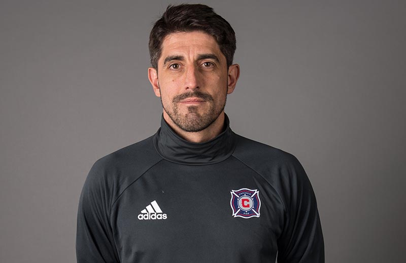 This image should do, Frank. It has the right amount of stoic gazing at the camera before the crushing realization of what coaching in Major League Soccer will do to your soul.