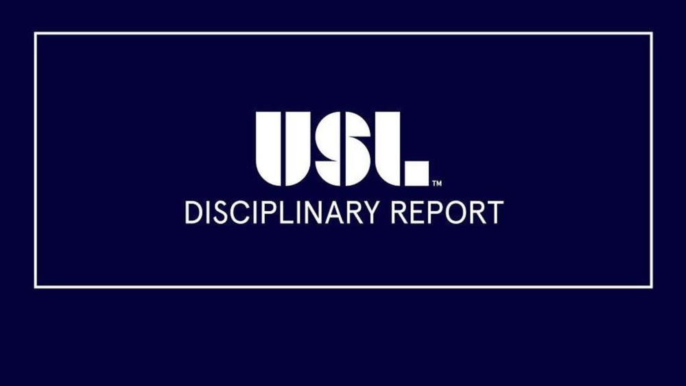 You folks at the USL are really bad at this.