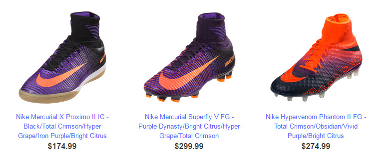 """Only posers are going to run the Mercurial Veloce III DF FG because that's just announcing to everyone that you only had $169.99 to spend on cleats."""