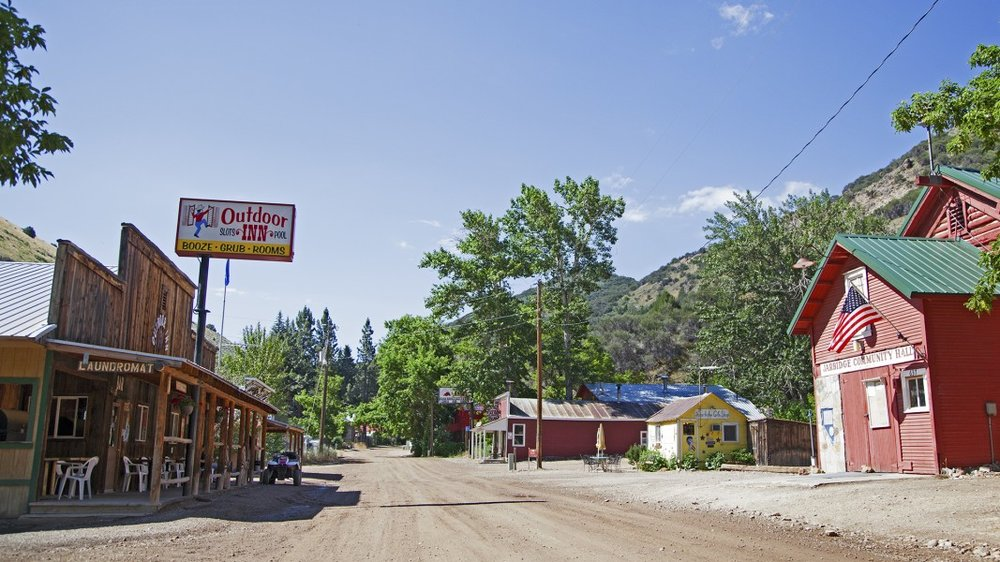 The downtown of Jarbidge is begging for the economic revival a soccer specific stadium can bring.