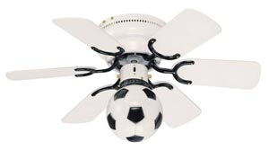 This is more the classy fan option with a reduced blade presence.