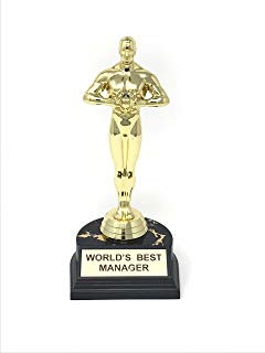 CONGRATUL…. oh screw it, here's the trophy.