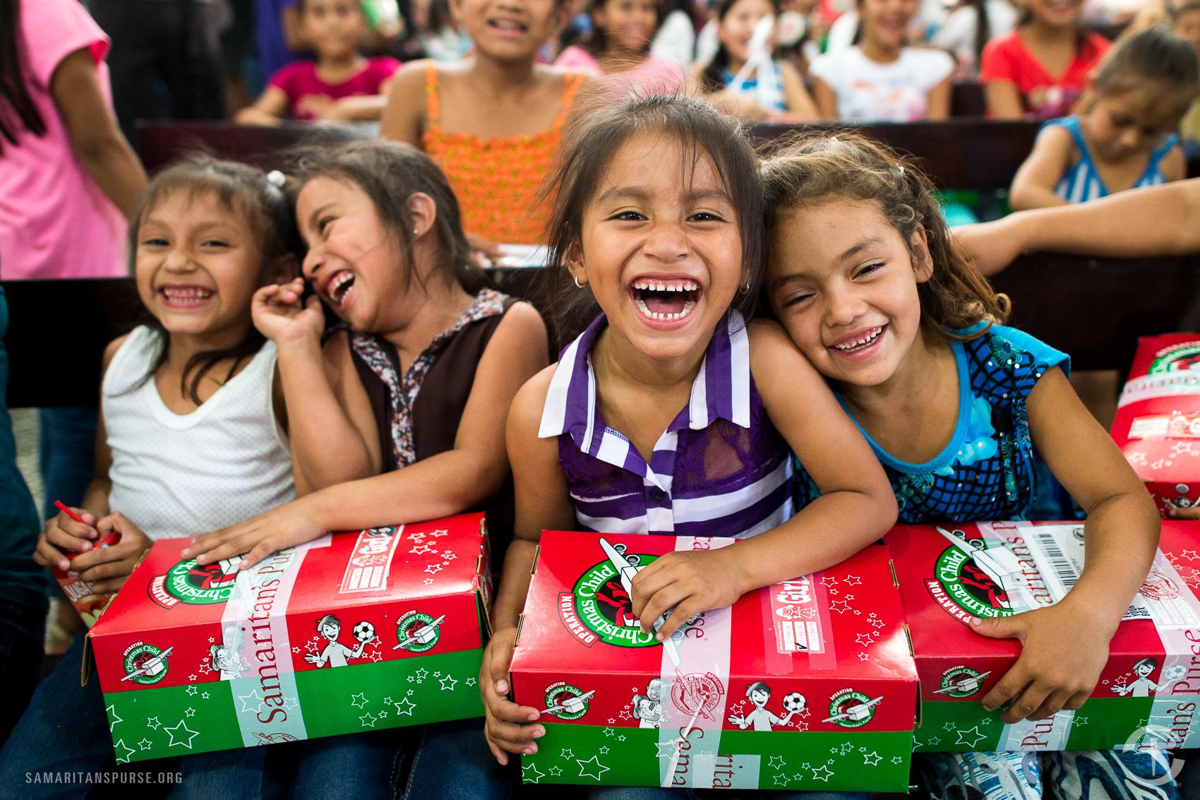 Operation Christmas Child Shoebox.Operation Christmas Child 2016 Shoebox Campaign Update