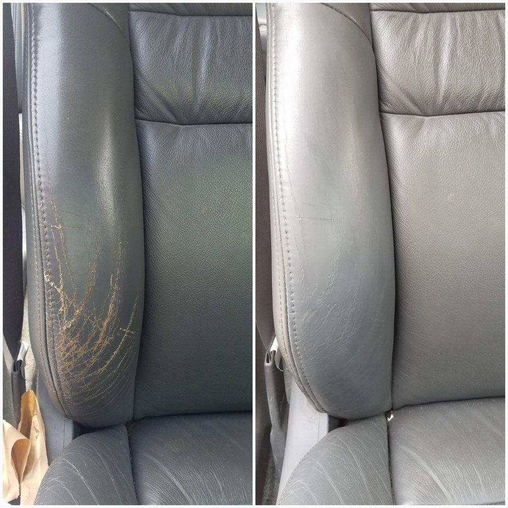 2005 Honda Accord Leather Repair