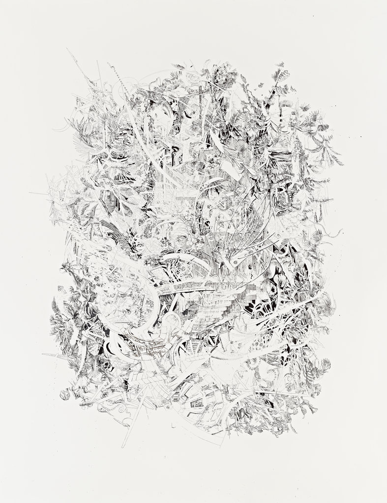 BeKr_P_89_untitled_ink_on_paper_245x190cm_2012