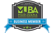 We are members of the Marijuana Business Association, an industry network for business professionals. Sign up here.