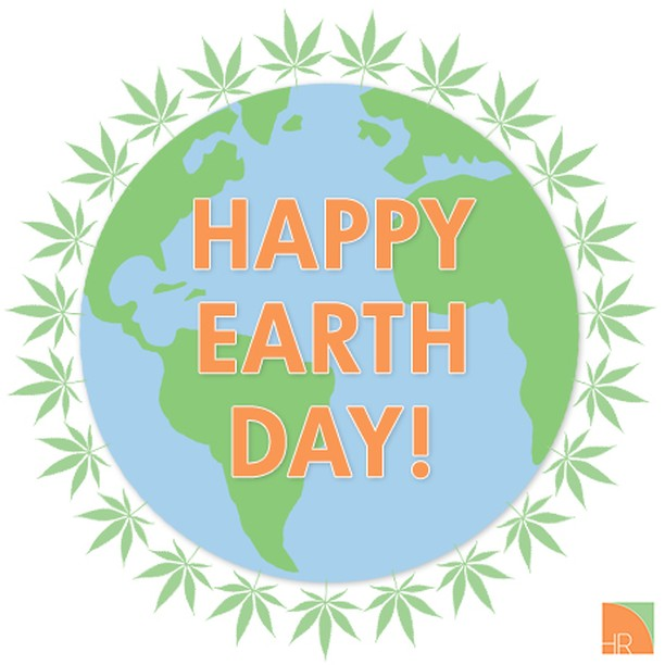 Happy #EarthDay #cannabiscommunity! Enjoy the best medicine from the Earth. #cannabis #cannabisismedicine #cannahealth #legalizeit