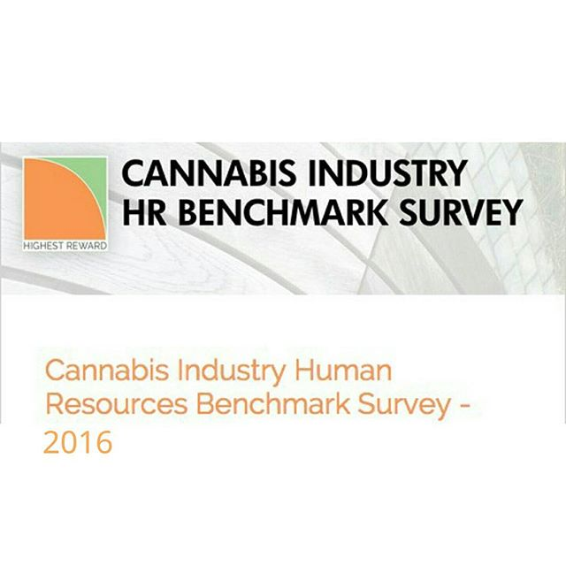 **Cannabis businesses** Stay tuned, our next Cannabis business HR survey is launching Monday! Last year's survey had some interesting findings about employment standards in the Cannabis industry. (Check them out on our blog - link in profile.) What will this year tell us? The more businesses that participate, the better the results so spread the word. And stay tuned for a sweet giveaway for participants!