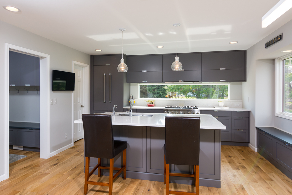 Forward Design Build project: See more at Portfolio > Kitchens > Modern Kitchen Views
