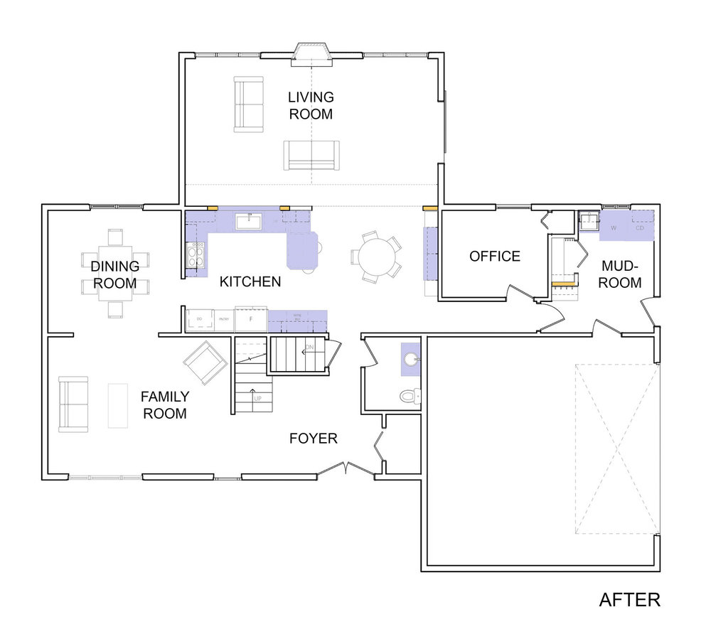 New Floor Plan Design