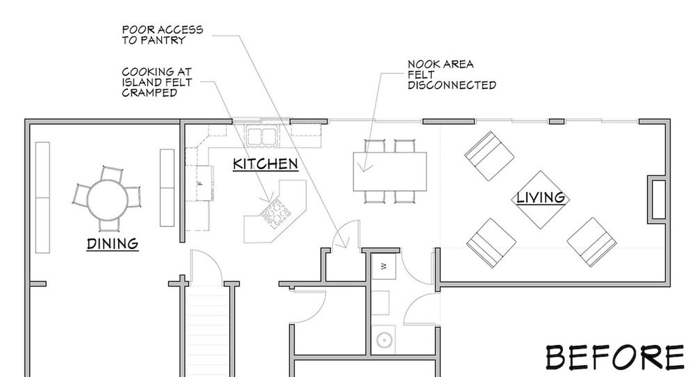 Pre-Existing Floorplan