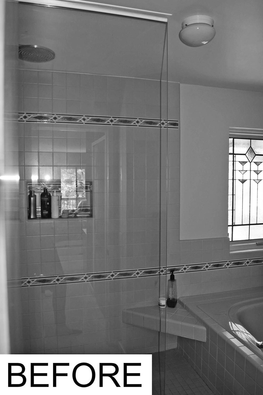 Pre-Existing Master Bath