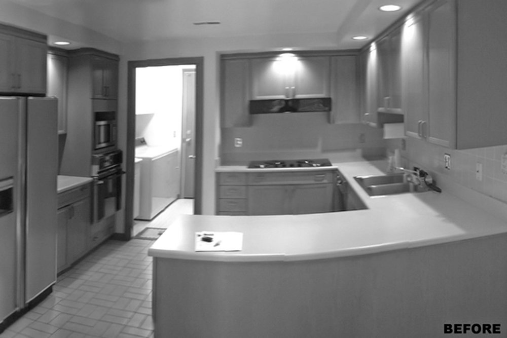 Before Image Kitchen Remodel