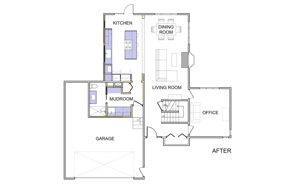 Floor Plan After Design
