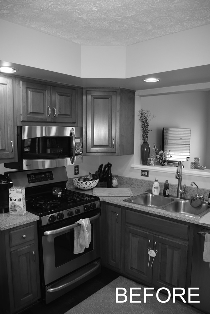 Pre-Existing kitchen Picture