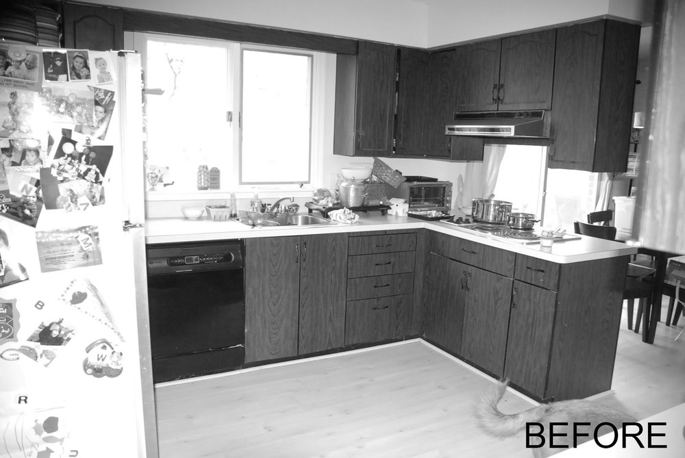Pre-Existing kitchen
