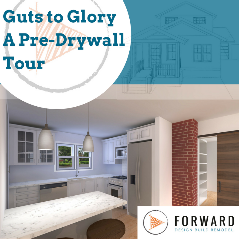Guts to Glory | A Pre-Drywall Tour | Charlton Ave