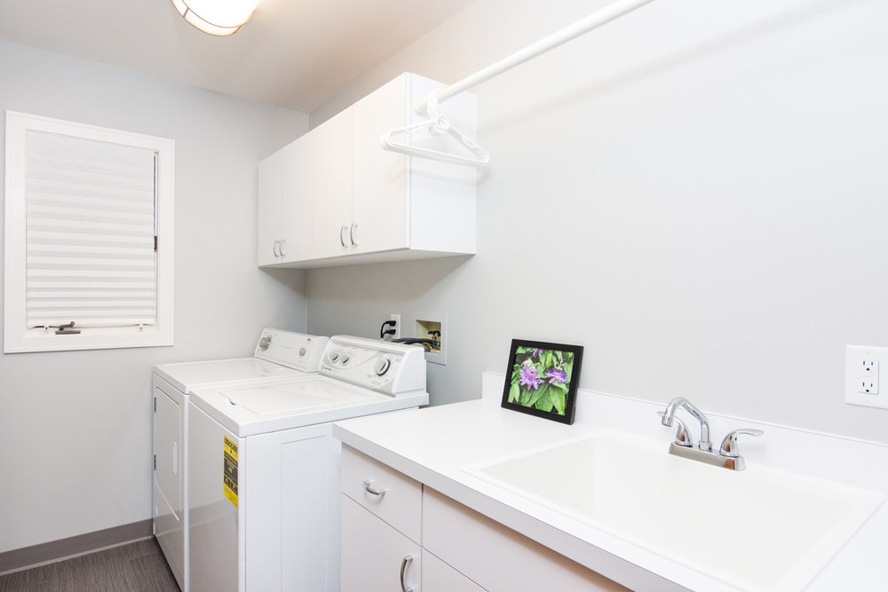 Advice on Laundry Room Design.