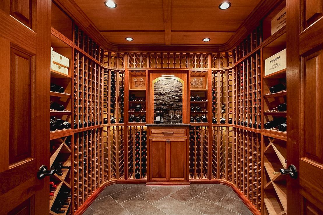 Residential Wine Cellar Design For Ann Arbor S Climate Forward Design Build Remodel