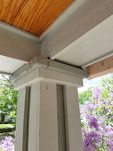Ann Arbor Remodel Front Porch Ceiling.jpg