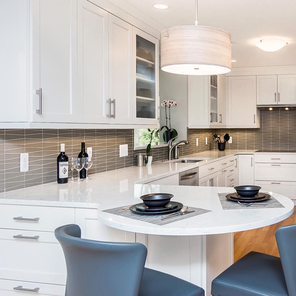 Quartz Vs Granite Countertops A Kitchen Remodel Comparison