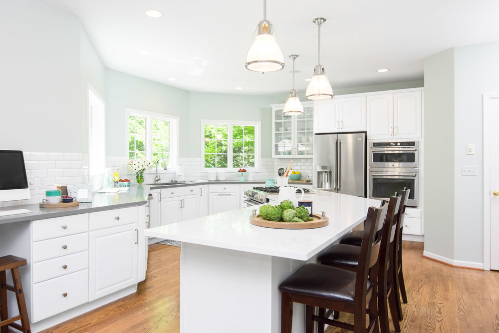 Open concept Kitchen Renovation, Ann Arbor, MI
